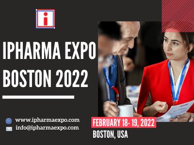 iPharma Expo USA, 2022